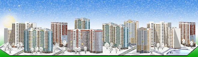 рисунок домиков для сайта – Новости студии дизайна «Aedus Design»