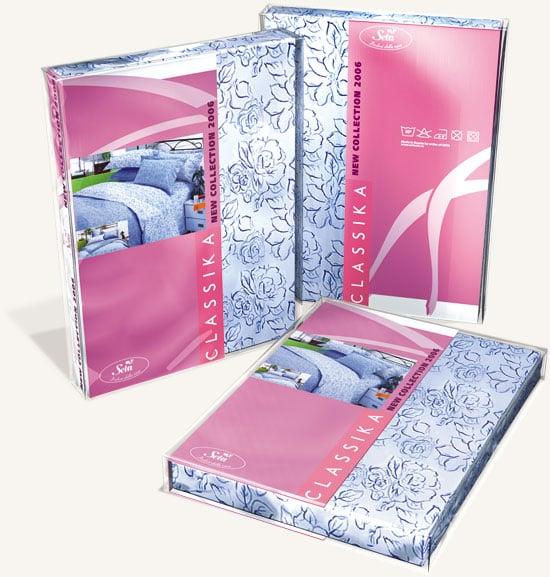 дизайн упаковки постельного белья – Новости студии дизайна «Aedus Design»