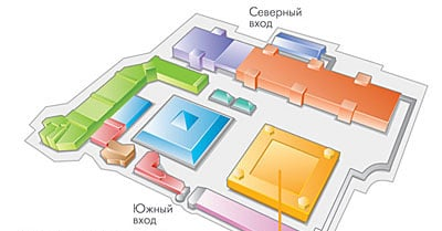 схема выставки – Новости студии дизайна «Aedus Design»
