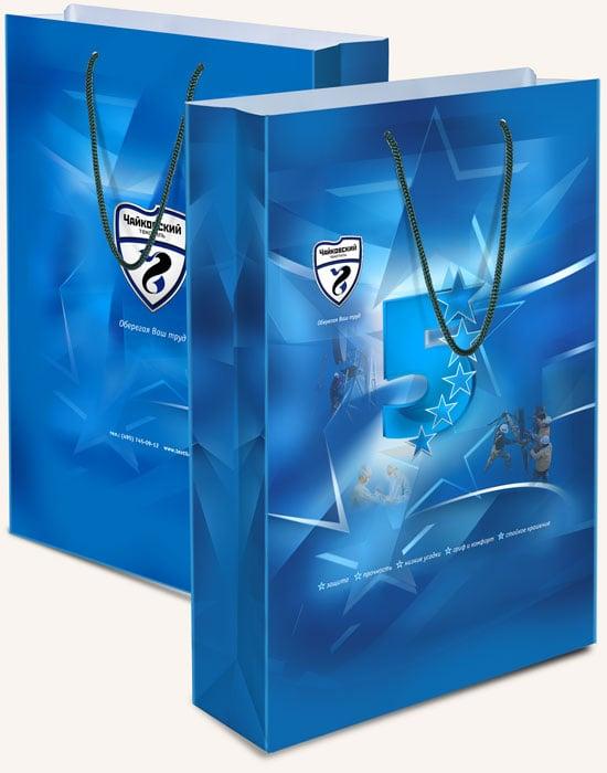 Фирменный дизайн пакетов – Новости студии дизайна «Aedus Design»
