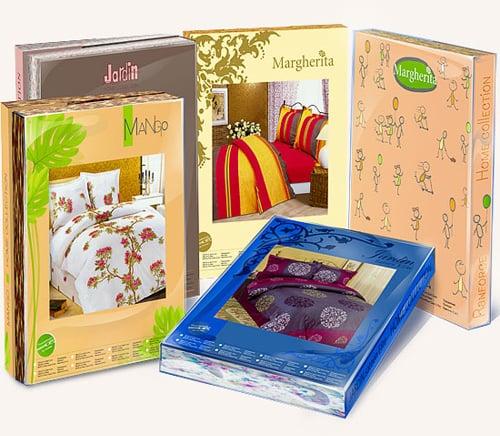 упаковка для постельного белья – Новости студии дизайна «Aedus Design»
