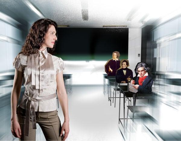 Школа Антонио Сальери – Новости студии дизайна «Aedus Design»