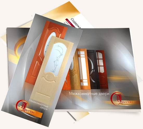 дизайн каталога дверей – Новости студии дизайна «Aedus Design»