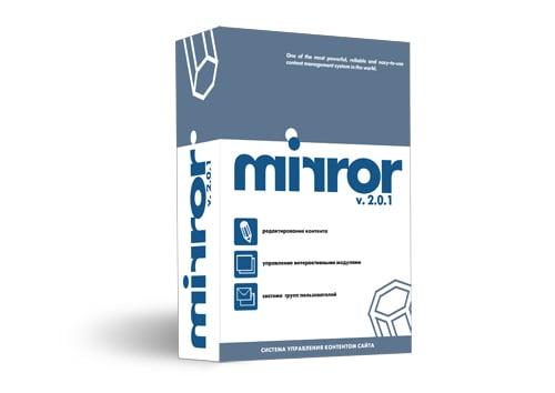 инструкция Mirror CMS