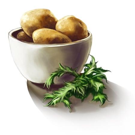 Изображение: иконка овощи