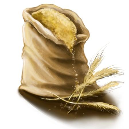 Изображение: иконка пшеница