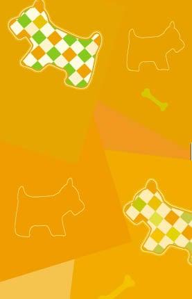 Изображение: иллюстрации собачки