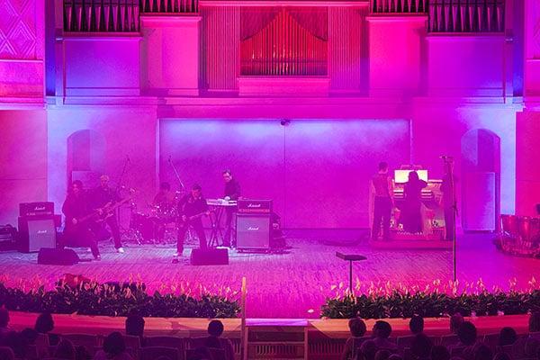 рок с органом концертный зал им. Чайковского – Новости студии дизайна «Aedus Design»