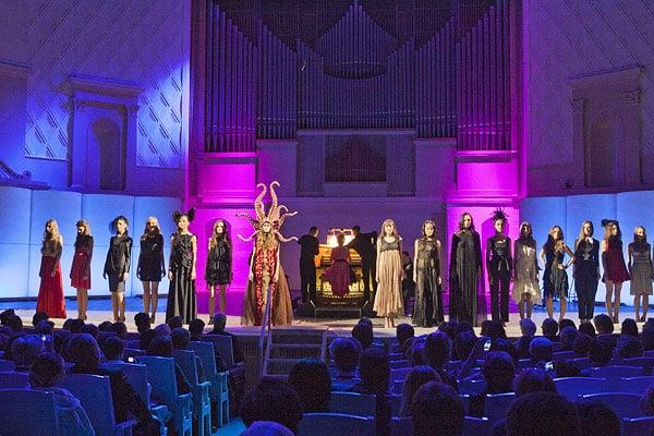 фрагмент концерта – Новости студии дизайна «Aedus Design»