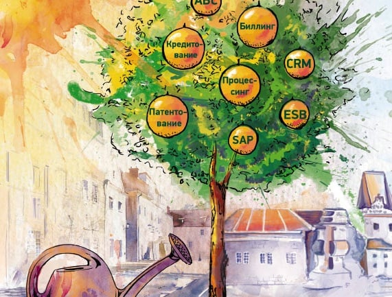 иллюстрация для календаря – Новости студии дизайна «Aedus Design»