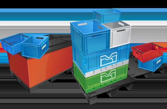иконки упаковка ящики примеры
