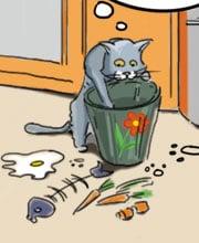 Комикс для буклета ООО «Столица»
