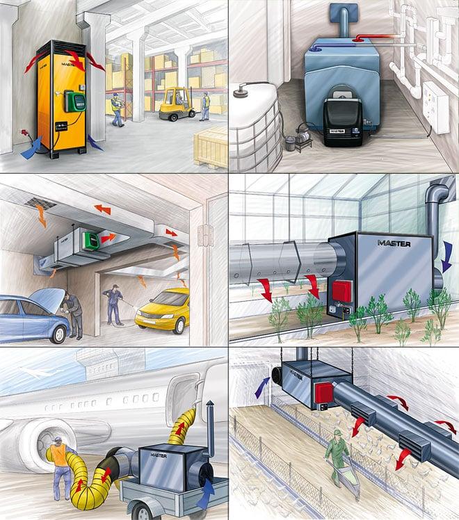 Иллюстрации для MCS Russia в разделе «Иллюстрации» портфолио дизайн-студии «Aedus Design»