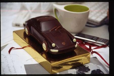 фотографии шоколадные машинки