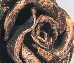 Кованая роза в настроении художника