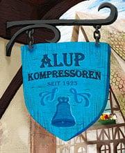 Иллюстрации для календаря «ALUP Compressoren»