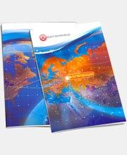 Презентационный буклет «Вагонмаш»