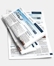 Корпоративная газета «ТК 956» в портфолио студии дизайна «Aedus Design»