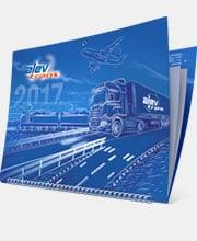 Квартальный календарь «Alev Trans»