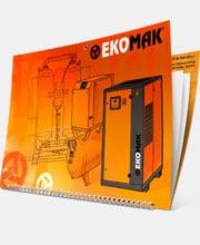 Квартальный календарь «Ekomac»