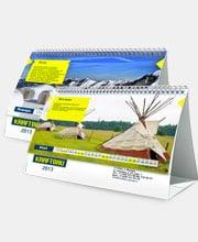 Календарь-домик «Kraftbau»