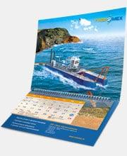 Календарь ОАО «Завод гидромеханизации»
