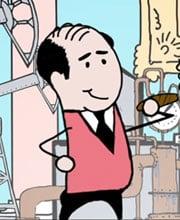 Раскадровка и персонажи для анимационного клипа