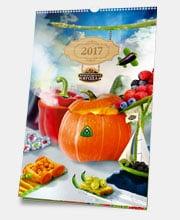 Настенный календарь «Вологодская ягода»
