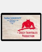 Логотипы для арт-хаусной киностудии «Tabachnikoff Films» в портфолио студии дизайна «Aedus Design»