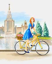 Иллюстрация для праздничной рекламной продукции ALP