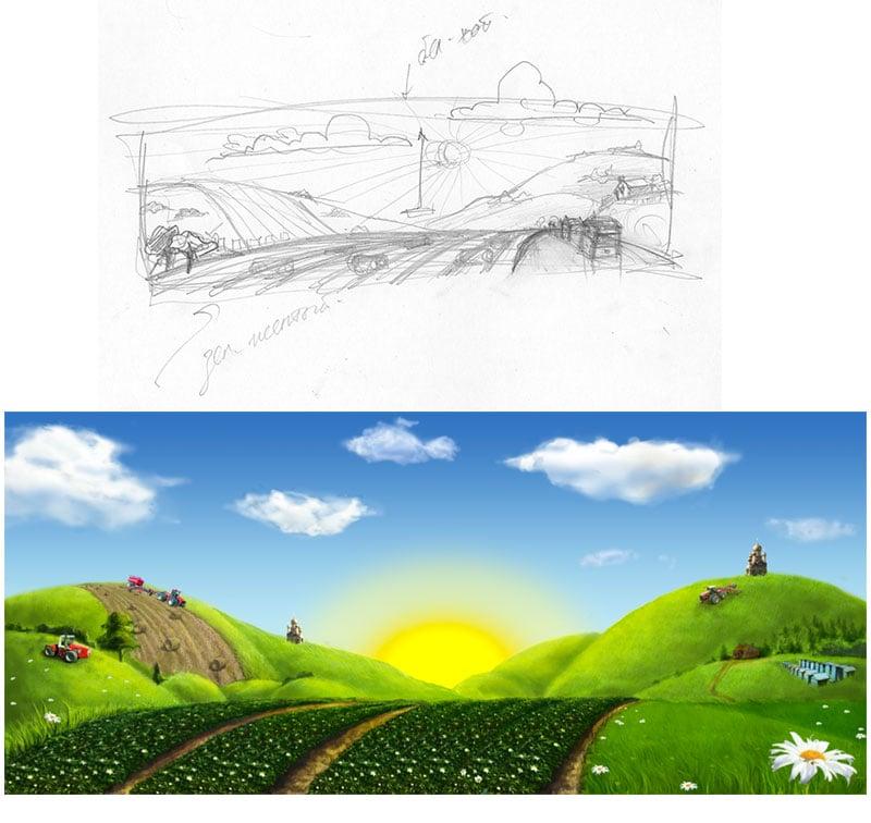 Иллюстрация для сайта