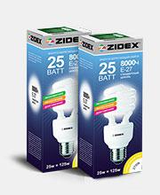 Дизайн упаковки энергосберегающих ламп в портфолио студии дизайна «Aedus Design»