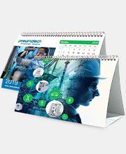 Перекидной календарь-домик «Рneumatech»