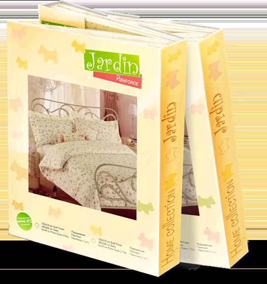 Упаковка Jardin в разделе «Упаковка» портфолио дизайн-студии «Aedus Design»