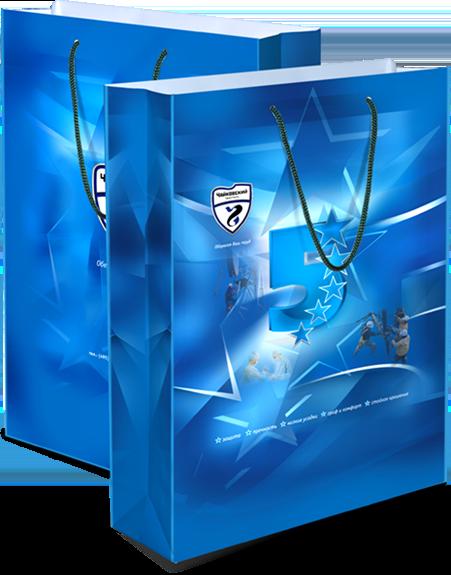 Пакеты «Пять звезд» в разделе «Разное» портфолио дизайн-студии «Aedus Design»