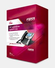Дизайн упаковки SIP-телефонов Fanvill