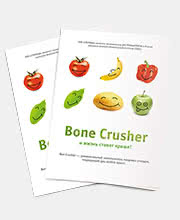 Промо-буклет системы «Bone Crusher»