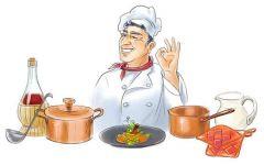 Аппетитные иллюстрации — для итальянского отеля!