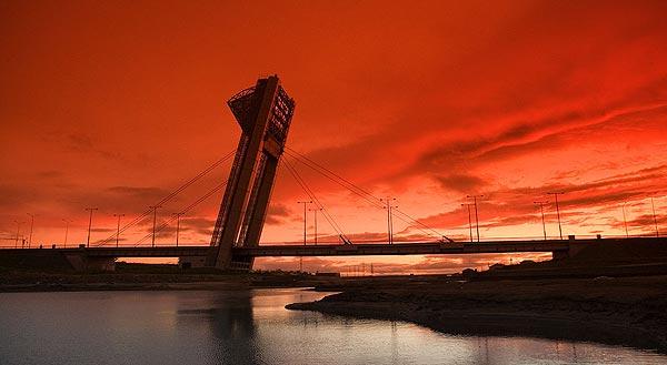 фотографии мост Факел Салехард – Новости студии дизайна «Aedus Design»