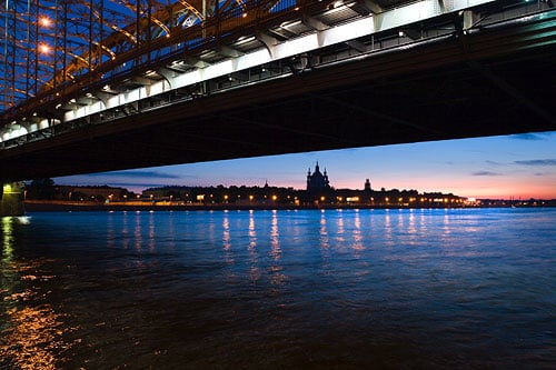 профессиональная фотосъемка мостов